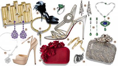 Exquisite Oscar Accessories