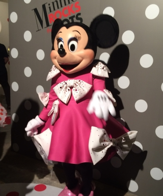 Rocking The Dots With Minnie & Christian Siriano