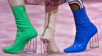 What We're Coveting: A Gamut Of The Season's Best Boot Trends
