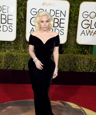 Golden Globes Trends 2016 - Goth Glam