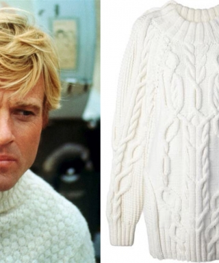 The Redford Sweater