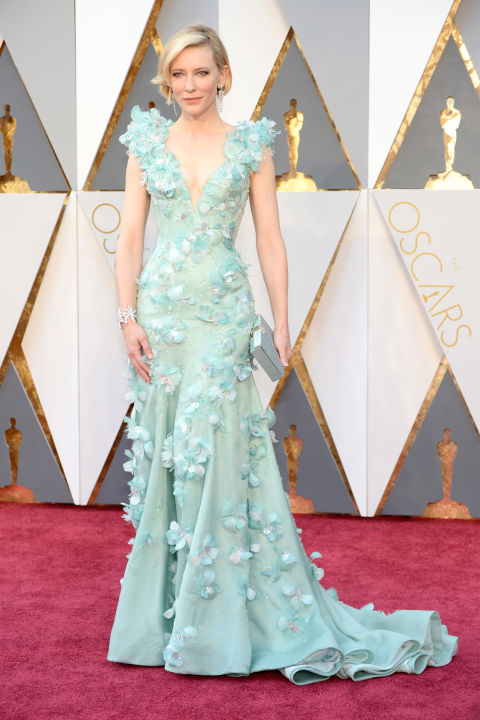 Over the Rainbow With The Best Oscar Looks 2016