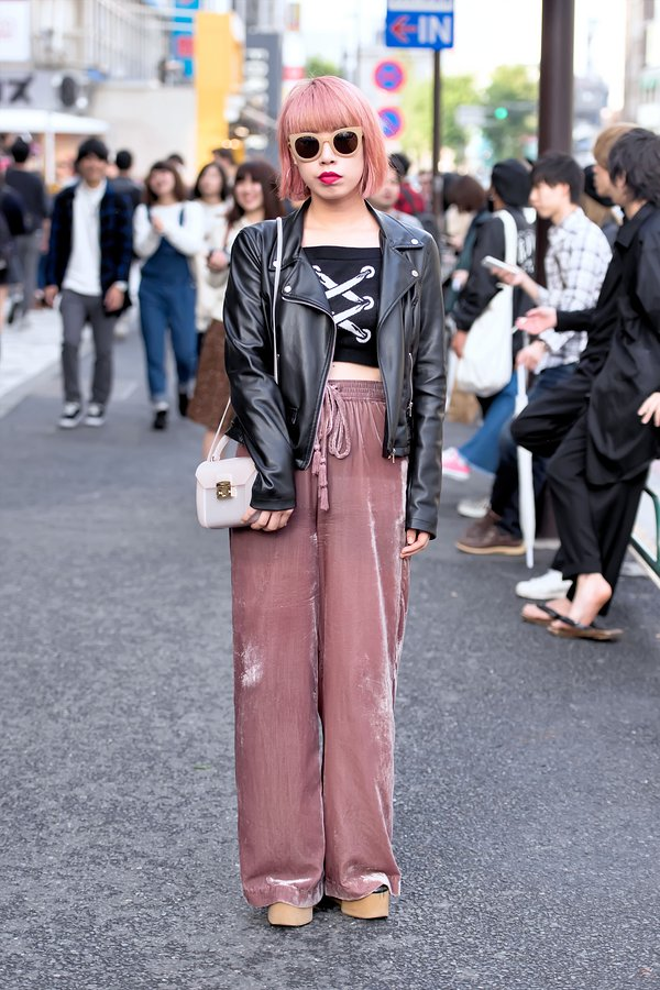 Tokyo fashion week s best street style looks iconhouse Japanese fashion style icon